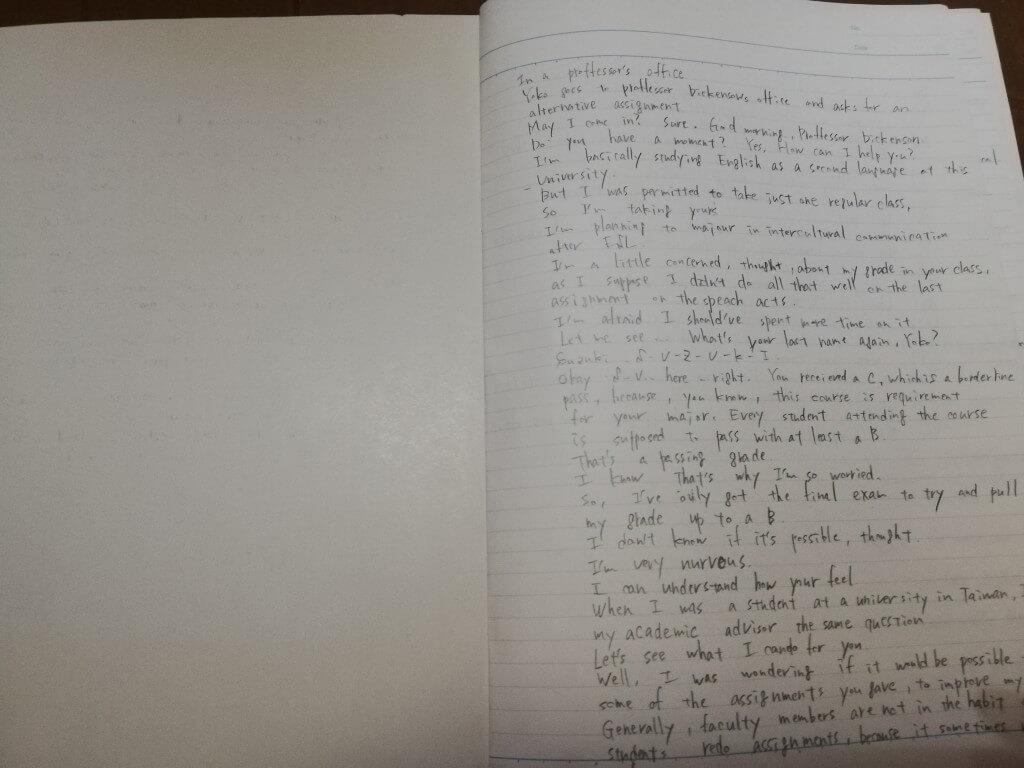 英語は絶対、勉強するな!を実践してディクテーションしてみた結果