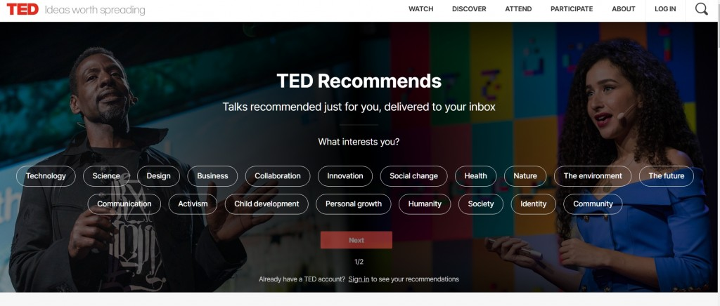 TEDを字幕つきでダウンロードする方法はパソコンとアプリの両方できる