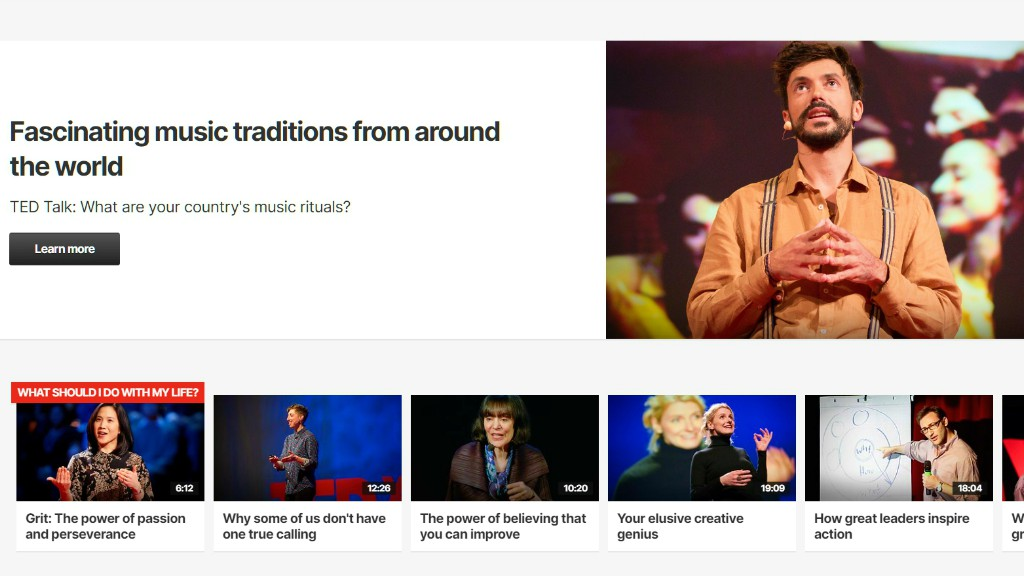 TEDのダウンロード方法は?字幕つきでオフラインでも英語の勉強ができるよ